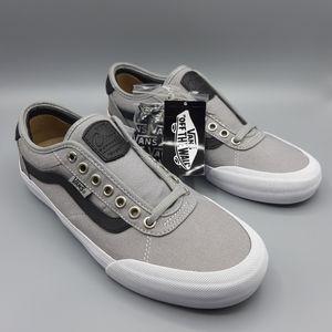NEW Vans Chima Pro 2 Drizzle Grey Gray Black White